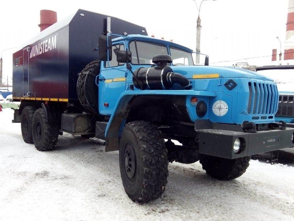 ППУА 1600/100 Урал