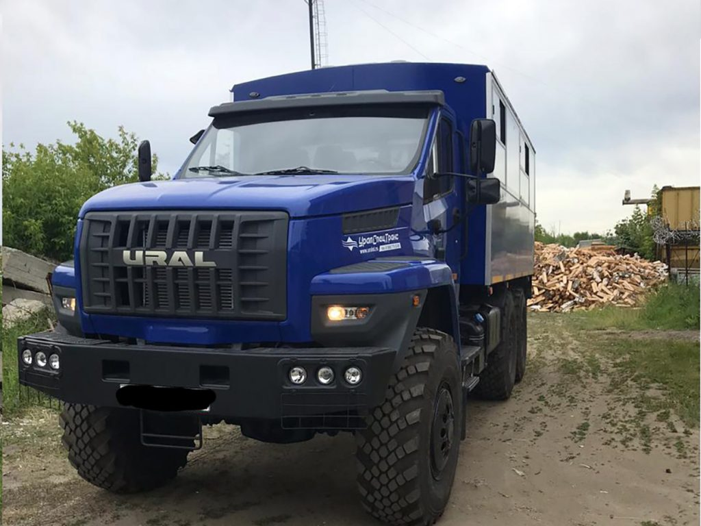 Урал Вахтовый автобус 2020